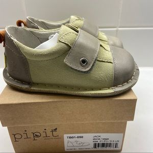 Kiddie Shoes Pipit Jack NWT multi size/color